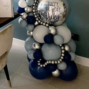 Orbz Balloon Bouquet