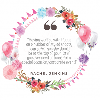 Review from Rachel Jenkins
