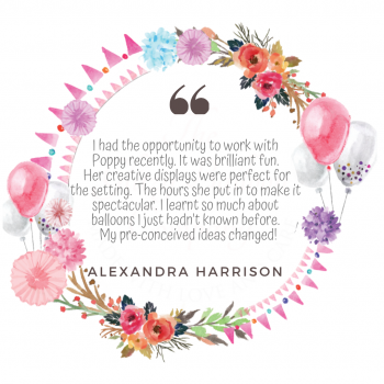 Review from Alexandra Harrison