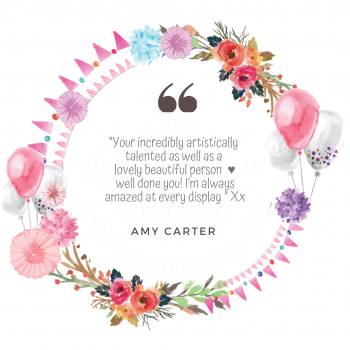 Review from Amy Carter