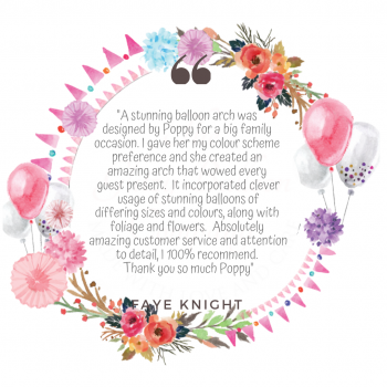 Review from Faye Knight
