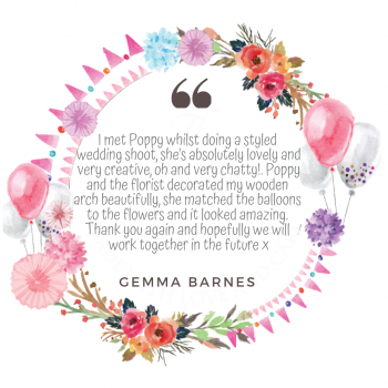 Review from Gemma Barnes