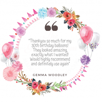 Review from Gemma Woodley