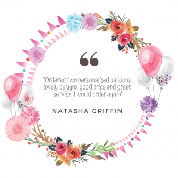 Review from Natasha Griffin
