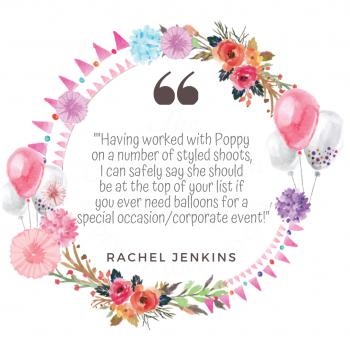 Review from Rachel Jenkins