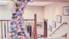 Organic Balloon Arch, Balloon Arch, Balloon Decorator, Balloon Stylist