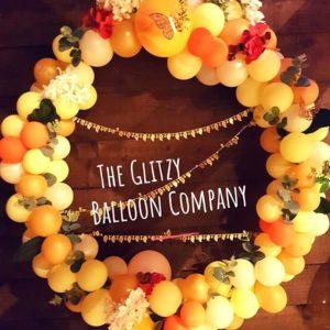 Balloon Hoop, Balloons, Balloon Decorator, Luxury Balloons