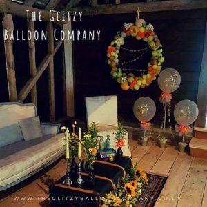 Balloon Decorator in Kent, Wedding Balloons
