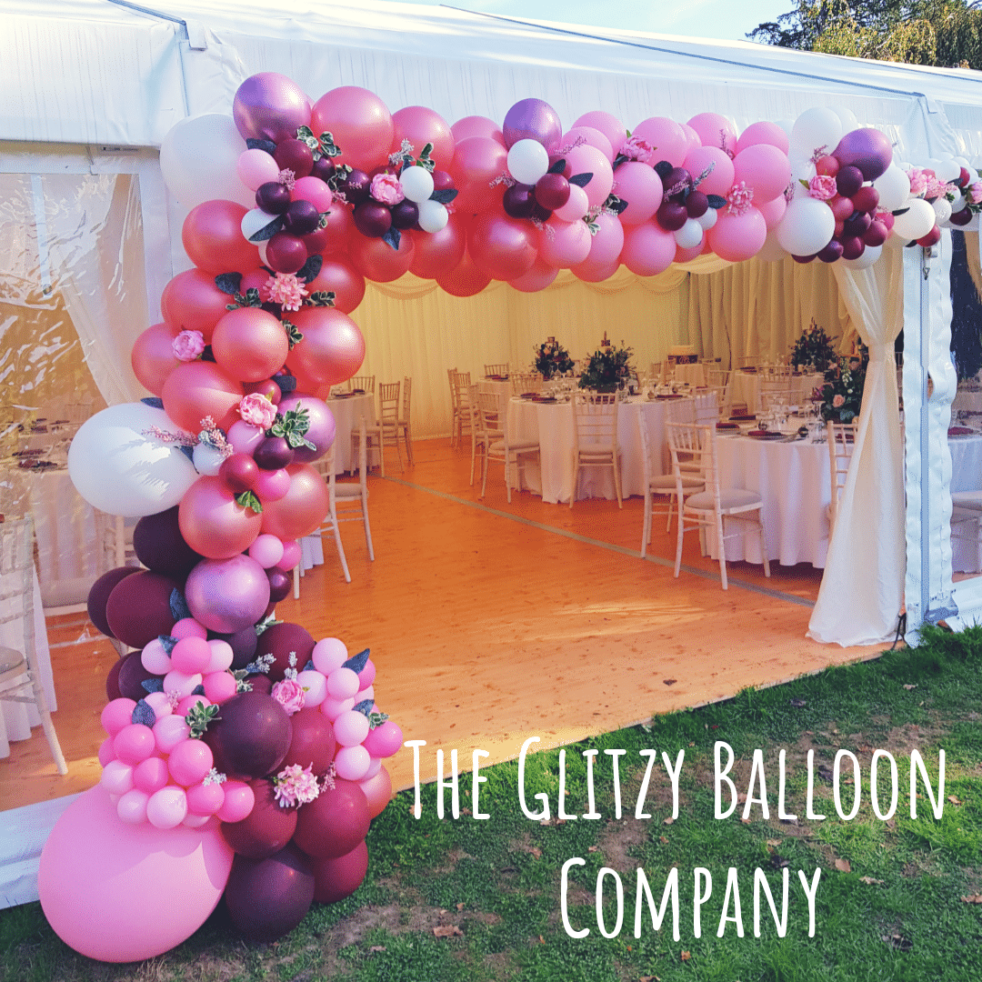 Wedding Balloons, Wedding Decorator in Kent, Kent Balloons