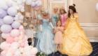 Princess Party, Princess Balloons, Princess, Balloons in Kent, Kent Balloonist